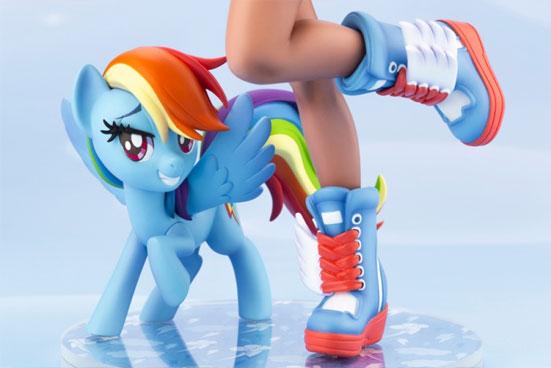 MY LITTLE PONY美少女 レインボーダッシュ コトブキヤ フィギュアが予約開始!活発なポーズで立体化! 0204hobby-rainbow-IM001