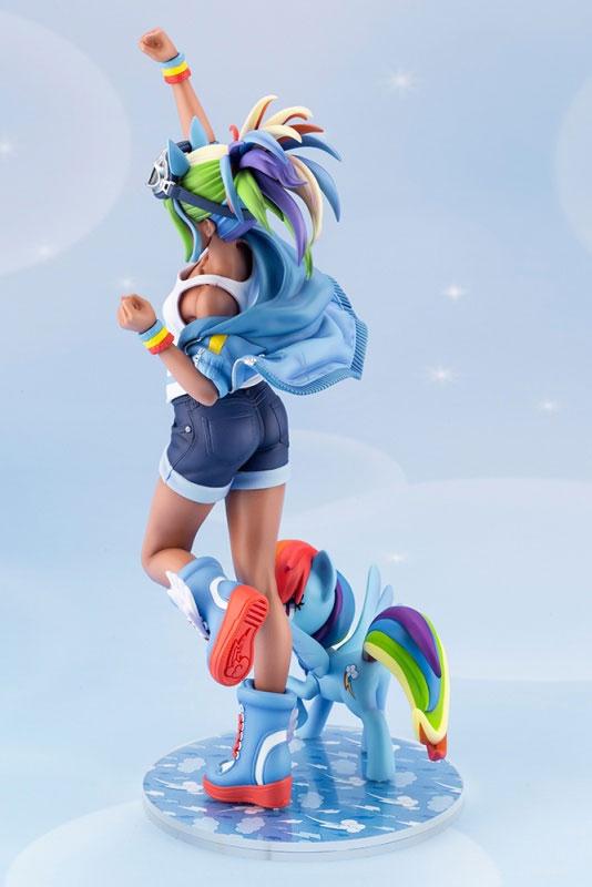 MY LITTLE PONY美少女 レインボーダッシュ コトブキヤ フィギュアが予約開始!活発なポーズで立体化! 0204hobby-rainbow-IM003