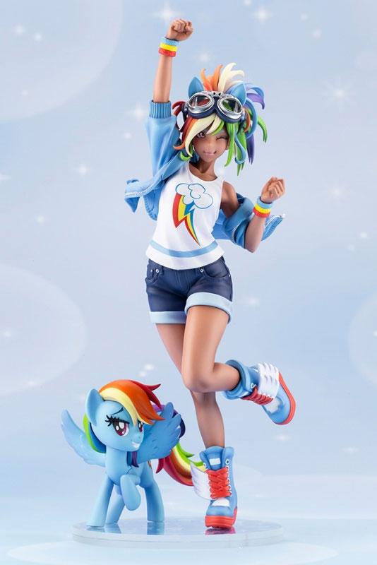 MY LITTLE PONY美少女 レインボーダッシュ コトブキヤ フィギュアが予約開始!活発なポーズで立体化! 0204hobby-rainbow-IM005