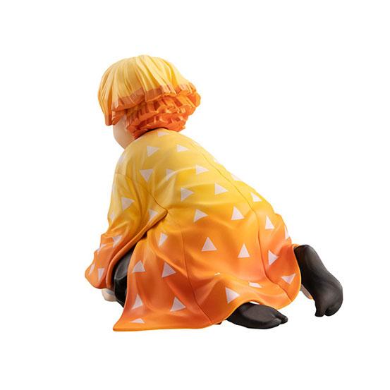 【入荷】G.E.M.シリーズ 鬼滅の刃 てのひら善逸くん メガハウス フィギュアが登場! 0205hobby-zenitsu-IM003