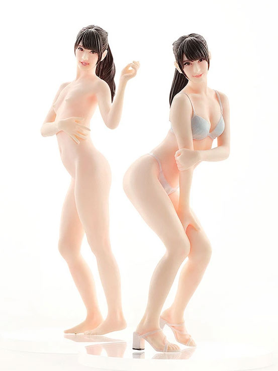 PLAMAX Naked Angel 1/20 希島あいり マックスファクトリー プラモデルが予約開始! 0206hobby-kishima-IM005