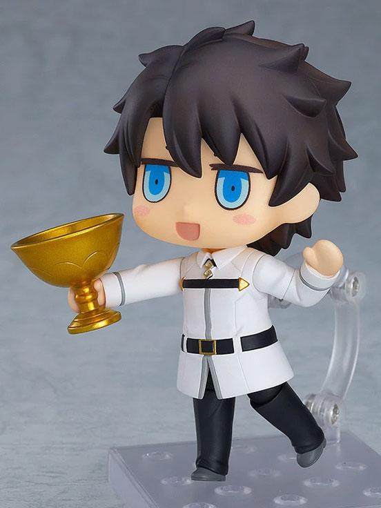 ねんどろいど Fate/Grand Order マスター/主人公 男 グッスマ 可動フィギュアが予約開始! 0206hobby-master-IM001