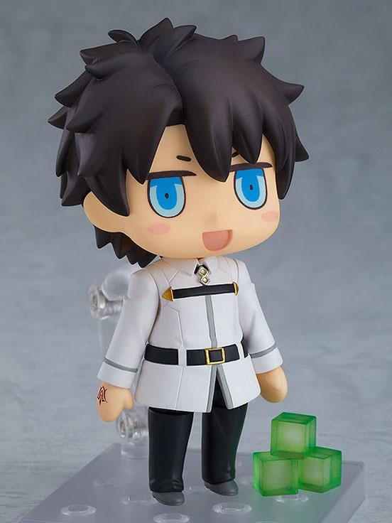 ねんどろいど Fate/Grand Order マスター/主人公 男 グッスマ 可動フィギュアが予約開始! 0206hobby-master-IM002