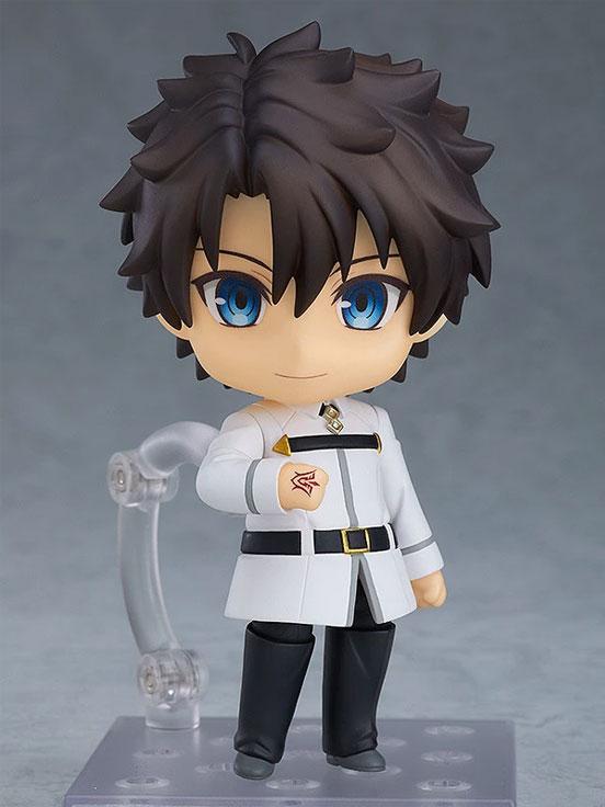 ねんどろいど Fate/Grand Order マスター/主人公 男 グッスマ 可動フィギュアが予約開始! 0206hobby-master-IM004