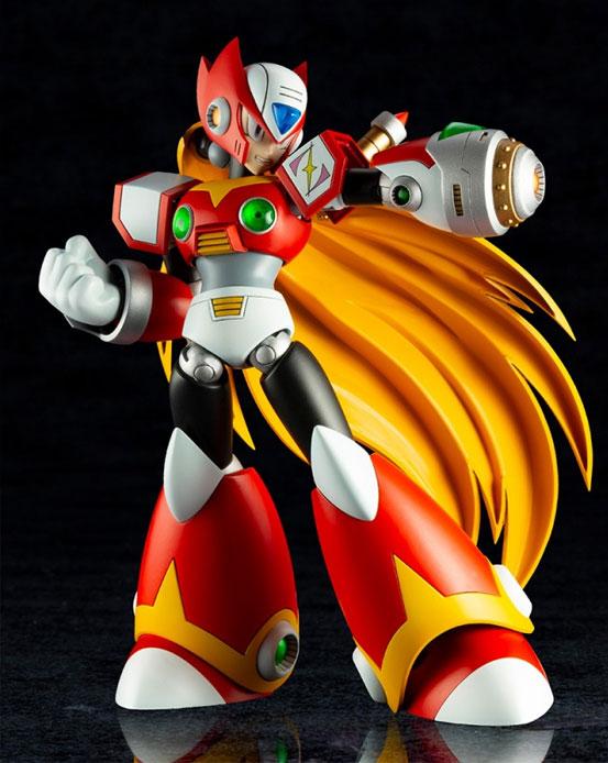 ロックマンX ゼロ / ゼロ ナイトメアVer.(公式限定) コトブキヤ プラモデルが予約開始! 0210hobby-rockman-IM002