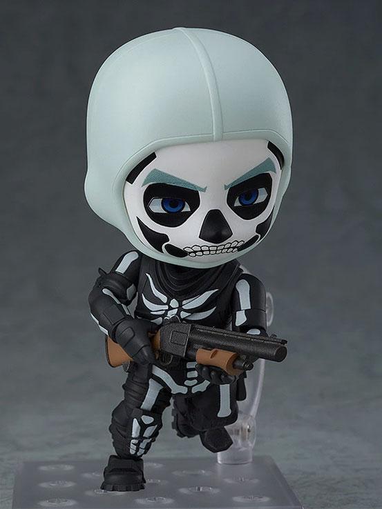 ねんどろいど フォートナイト スカルトルーパー グッスマ 可動フィギュアが予約開始!フル可動仕様! 0213hobby-skull-IM002