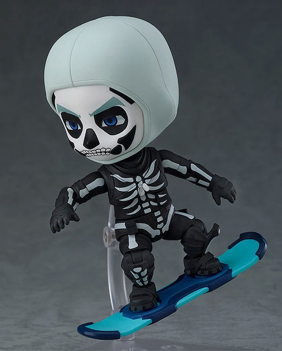 ねんどろいど フォートナイト スカルトルーパー グッスマ 可動フィギュアが予約開始!フル可動仕様! 0213hobby-skull-IM003