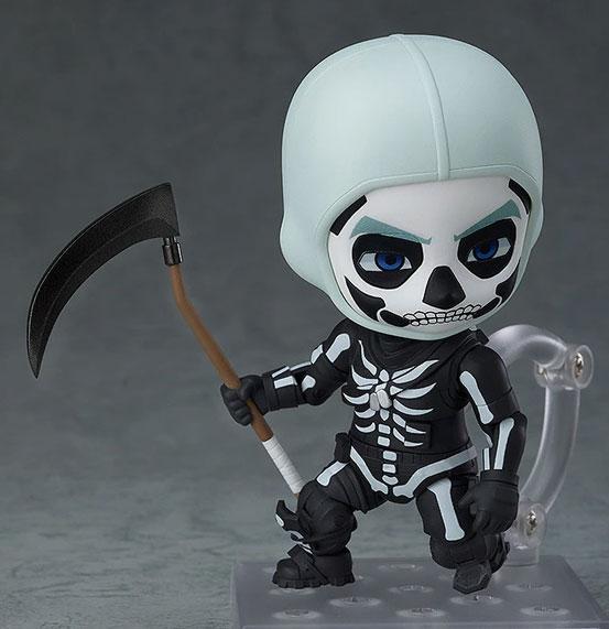 ねんどろいど フォートナイト スカルトルーパー グッスマ 可動フィギュアが予約開始!フル可動仕様! 0213hobby-skull-IM004