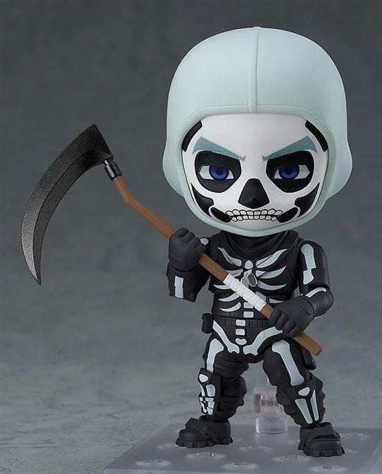 ねんどろいど フォートナイト スカルトルーパー グッスマ 可動フィギュアが予約開始!フル可動仕様! 0213hobby-skull-IM005