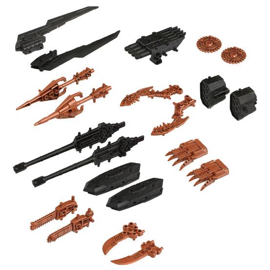 タカラトミー ゾイドワイルド「ZW38 オメガレックス」に「改造武器ユニット」2種の3点が予約開始! 0215hobby-zoids-IM002