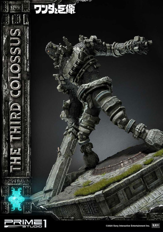 アルティメットジオラママスターライン/ ワンダと巨像:第3の巨像 プライム1スタジオ スタチューが予約開始! 0218hobby-wanda-IM003