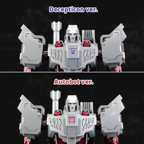 【入荷】風雷模型 Megatron IDW (Decepticon ver.)/メガトロン Flame Toys プラモデルが登場! 0221hobby-megatolon-IM001