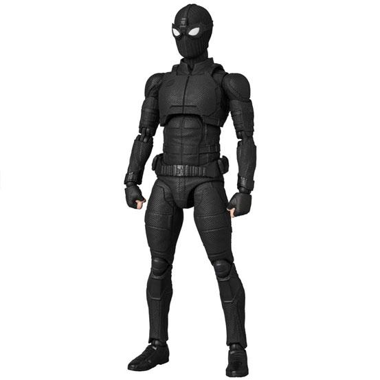 マフェックス No.125 MAFEX SPIDER-MAN Stealth Suit 可動フィギュアが予約開始! 0224hobby-spidy-IM004