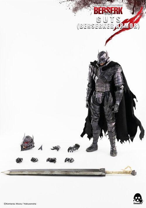 ベルセルク ガッツ(狂戦士の甲冑) threezero 可動フィギュアが予約開始!闇の獣状態のヘッドパーツが付属! 0225hobby-guts-IM001