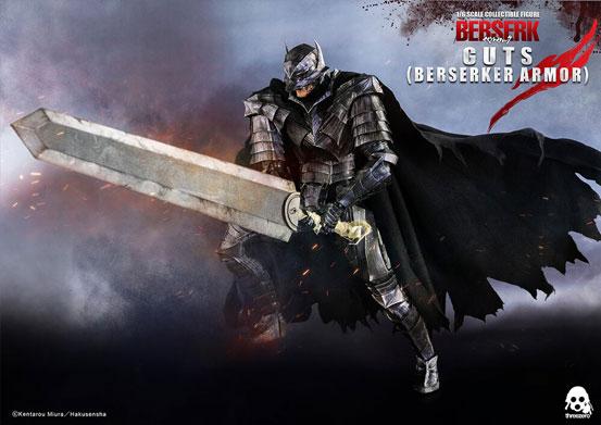 ベルセルク ガッツ(狂戦士の甲冑) threezero 可動フィギュアが予約開始!闇の獣状態のヘッドパーツが付属! 0225hobby-guts-IM005