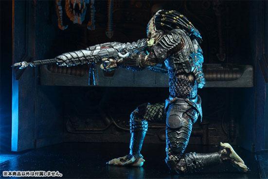 プレデター2/ スカウト・プレデター アルティメット 7インチ アクションフィギュア ネカが予約開始! 0227hobby-Predator-IM004