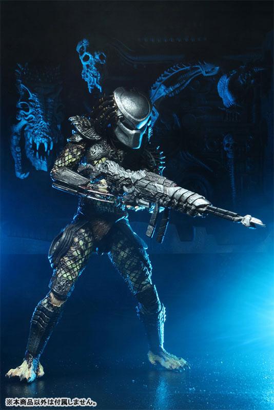 プレデター2/ スカウト・プレデター アルティメット 7インチ アクションフィギュア ネカが予約開始! 0227hobby-Predator-IM005
