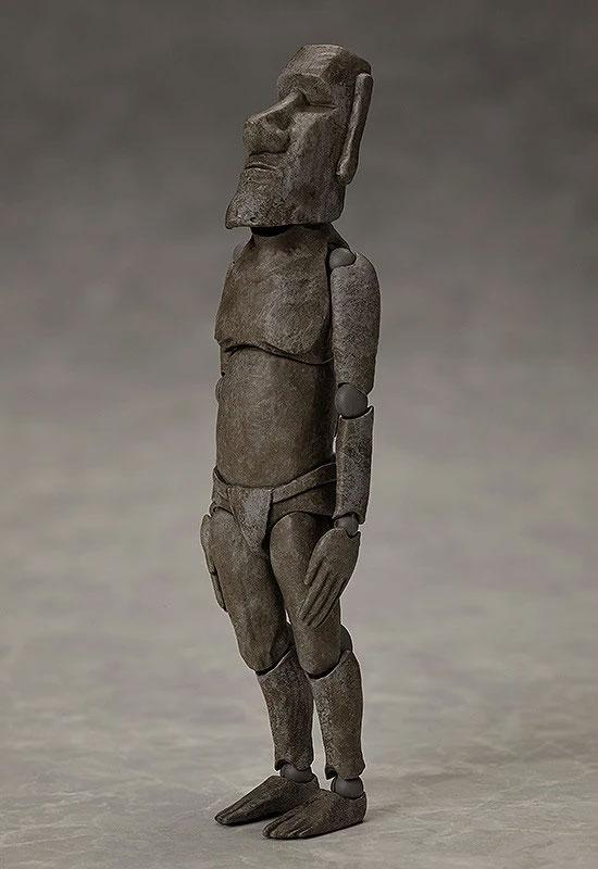 figma モアイ像 フリーイング 可動フィギュアが予約開始!モアイなのに様々なポージングが可能! 0228hobby-moai-IM006