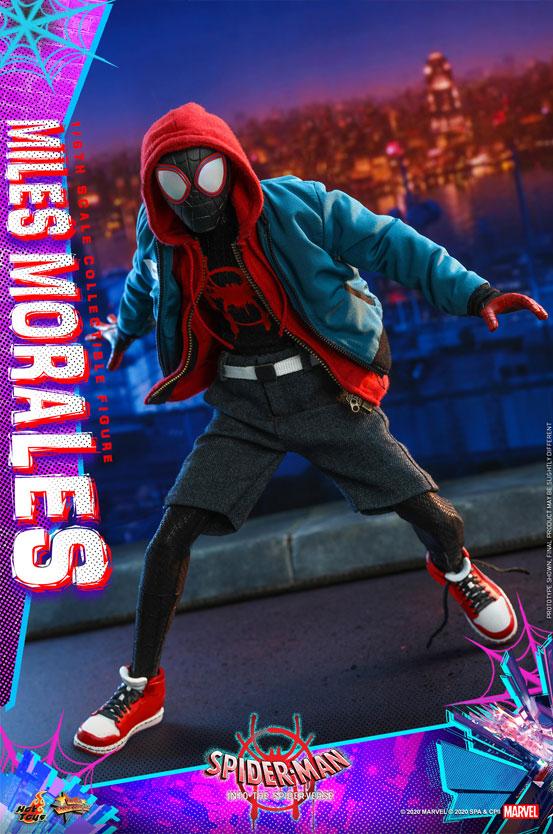 ムービー・マスターピース スパイダーバース マイルス・モラレス/スパイダーマン 可動フィギュアが予約開始! 0302hobby-miles-IM001