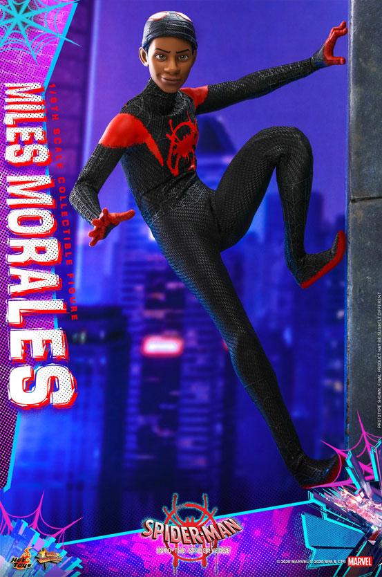 ムービー・マスターピース スパイダーバース マイルス・モラレス/スパイダーマン 可動フィギュアが予約開始! 0302hobby-miles-IM002