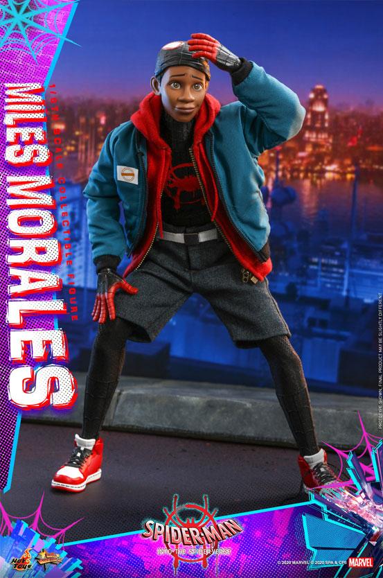 ムービー・マスターピース スパイダーバース マイルス・モラレス/スパイダーマン 可動フィギュアが予約開始! 0302hobby-miles-IM003