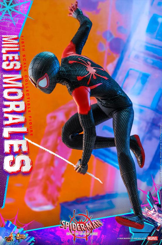 ムービー・マスターピース スパイダーバース マイルス・モラレス/スパイダーマン 可動フィギュアが予約開始! 0302hobby-miles-IM004