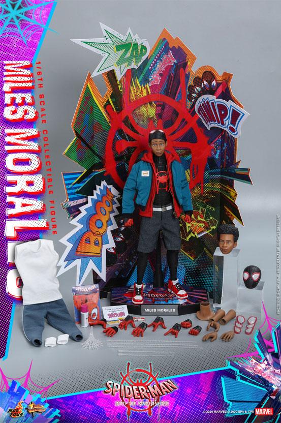 ムービー・マスターピース スパイダーバース マイルス・モラレス/スパイダーマン 可動フィギュアが予約開始! 0302hobby-miles-IM005