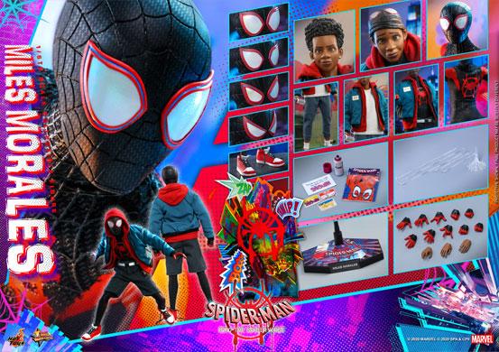 ムービー・マスターピース スパイダーバース マイルス・モラレス/スパイダーマン 可動フィギュアが予約開始! 0302hobby-miles-IM006