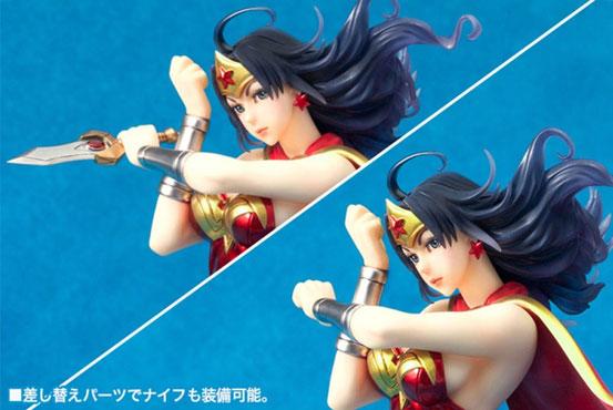 DC COMICS美少女 アーマード ワンダーウーマン 2nd Edition フィギュアが予約開始! 0303hobby-wonder-IM001