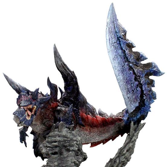 カプコンフィギュアビルダー クリエイターズモデル 斬竜 ディノバルド 復刻版 フィギュアが予約開始! 0304hobby-monster-IM001