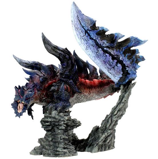 カプコンフィギュアビルダー クリエイターズモデル 斬竜 ディノバルド 復刻版 フィギュアが予約開始! 0304hobby-monster-IM002
