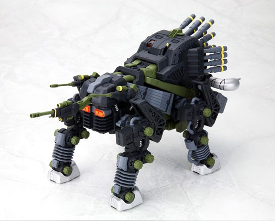 HMM ゾイド RBOZ-006 ディバイソン マーキングプラスVer. コトブキヤ プラモデルが予約開始! 0306hobby-hmmzoids-IM003