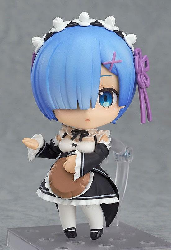 ねんどろいど Re:ゼロから始める異世界生活 エミリア/レム/ラム 可動フィギュアが再販予約開始! 0310hobby-rezero-IM002