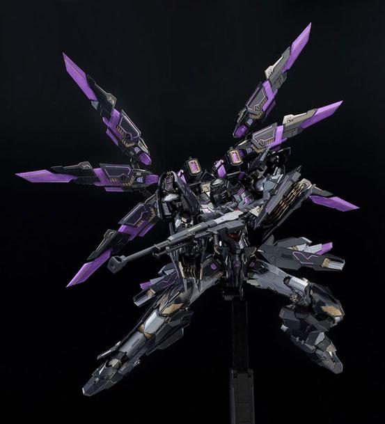 【在庫あり(8/16)】[Kuro Kara Kuri(鉄機巧)] Megatron(メガトロン) Flame Toys 可動フィギュアが登場! 0313hobby-megatron-IM006
