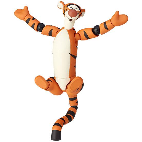 フィギュアコンプレックス MOVIE REVO Series『くまのプーさん』ティガー 可動フィギュアが予約開始! 0313hobby-tiger-IM005