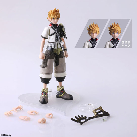 KINGDOM HEARTS III BRING ARTS ヴェントゥス スクエニ 可動フィギュアが予約開始! 0323hobby-kh3-IM001