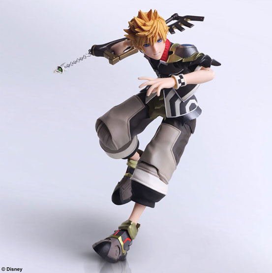 KINGDOM HEARTS III BRING ARTS ヴェントゥス スクエニ 可動フィギュアが予約開始! 0323hobby-kh3-IM002