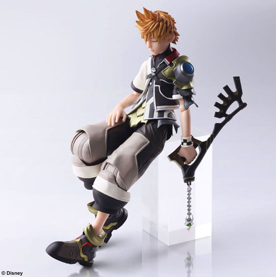 KINGDOM HEARTS III BRING ARTS ヴェントゥス スクエニ 可動フィギュアが予約開始! 0323hobby-kh3-IM003