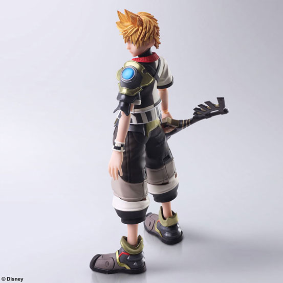 KINGDOM HEARTS III BRING ARTS ヴェントゥス スクエニ 可動フィギュアが予約開始! 0323hobby-kh3-IM004