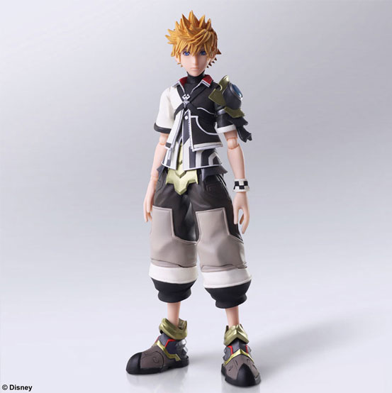 KINGDOM HEARTS III BRING ARTS ヴェントゥス スクエニ 可動フィギュアが予約開始! 0323hobby-kh3-IM005