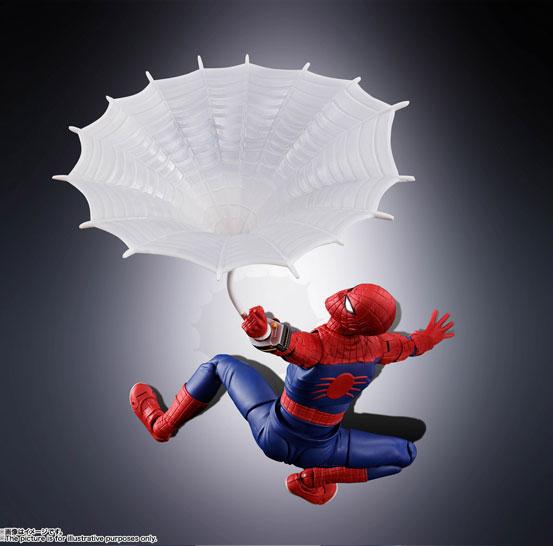 「超合金魂 レオパルドン&マーベラー召喚セット」と「S.H.Figuarts スパイダーマン (東映TVシリーズ)」が予約開始! 0323hobby-spaidy-IM001