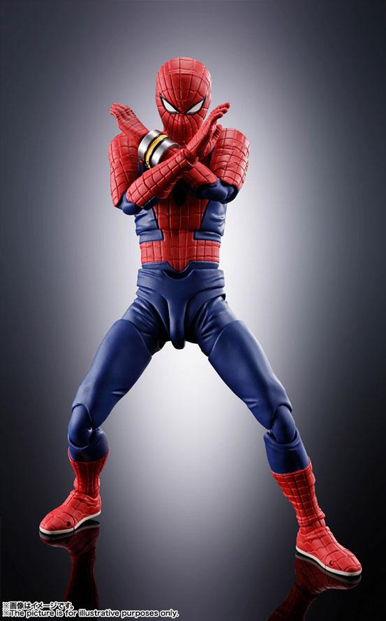 「超合金魂 レオパルドン&マーベラー召喚セット」と「S.H.Figuarts スパイダーマン (東映TVシリーズ)」が予約開始! 0323hobby-spaidy-IM002