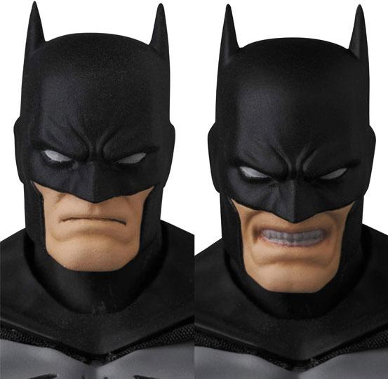 """マフェックス No.126 BATMAN """"HUSH"""" BLACK Ver. 可動フィギュアが予約開始! 0324hobby-batman-IM002"""