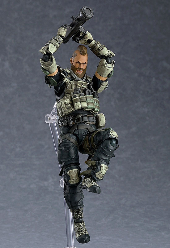 figma CALL OF DUTY®: BLACK OPS 4 ルイン 可動フィギュアが予約開始! 0331hobby-luin-IM001