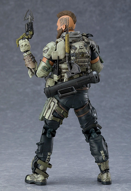 figma CALL OF DUTY®: BLACK OPS 4 ルイン 可動フィギュアが予約開始! 0331hobby-luin-IM002