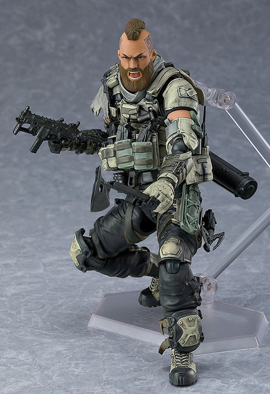 figma CALL OF DUTY®: BLACK OPS 4 ルイン 可動フィギュアが予約開始! 0331hobby-luin-IM003