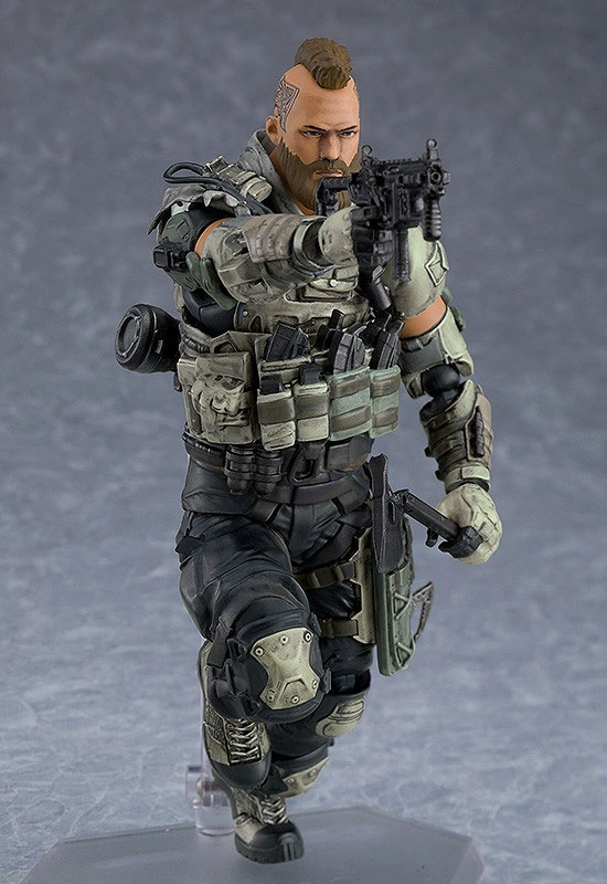 figma CALL OF DUTY®: BLACK OPS 4 ルイン 可動フィギュアが予約開始! 0331hobby-luin-IM004