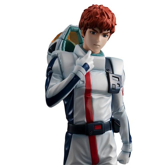 GGG 機動戦士ガンダム 逆襲のシャア アムロ・レイ メガハウス フィギュアが予約開始! 0401hobby-amuro-IM001