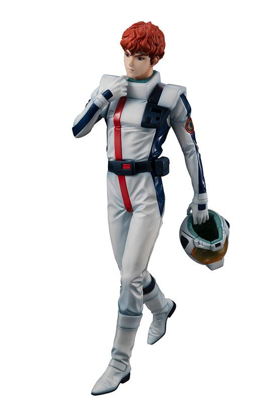 GGG 機動戦士ガンダム 逆襲のシャア アムロ・レイ メガハウス フィギュアが予約開始! 0401hobby-amuro-IM004