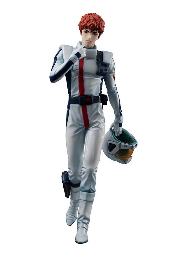 GGG 機動戦士ガンダム 逆襲のシャア アムロ・レイ メガハウス フィギュアが予約開始! 0401hobby-amuro-IM005